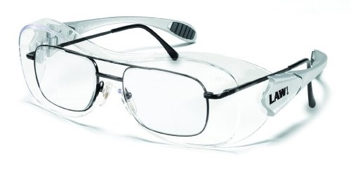 6b9c87badbef These are worn over prescription glasses and must conform to the wearers  face