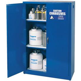 Corrosives Storage Cabinet Gallery