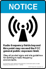 Radiofrequency (RF) Safety | Environmental Health & Safety