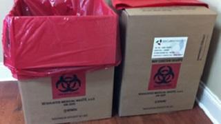 biohazard boxes