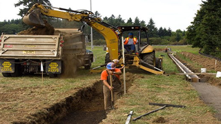 excavation and trenching