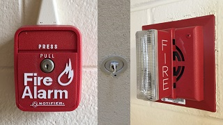 fire alarms & fire protection systems