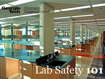 Lab Safety 101