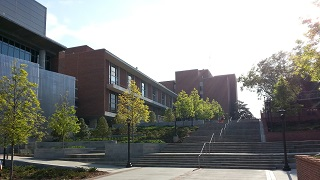 skiles walkway at GT